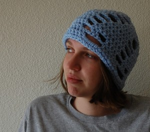 spring by the pacific free crochet hat pattern