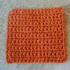 Basic Square free crochet pattern